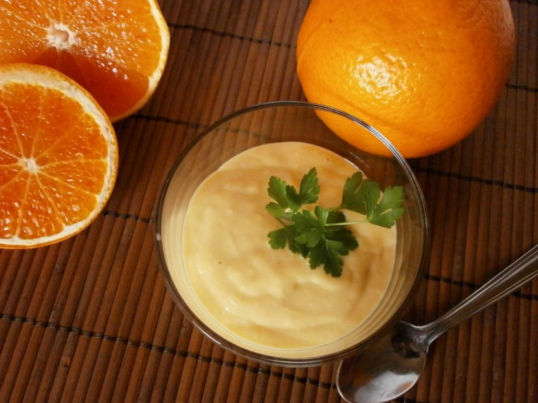 половинки апельсинки