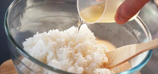 льют в рис