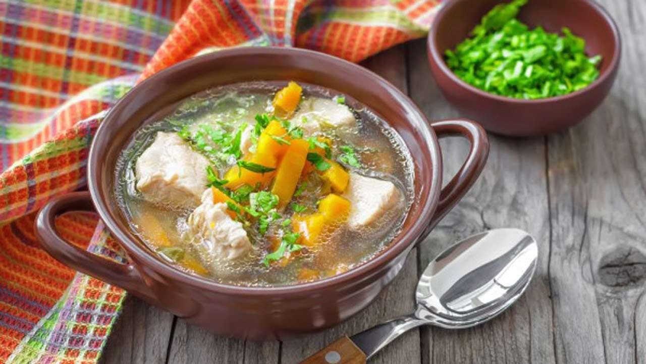 украинский суп