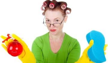 очки, бигуди