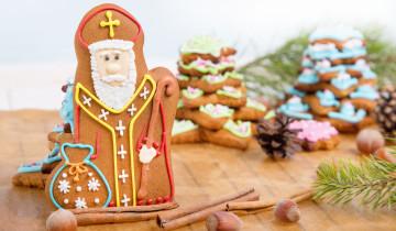 Печенье ко дню св. Николая