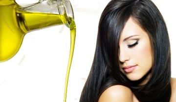 волося и оливковое масло