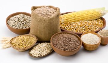 зерна для альтернативной муки